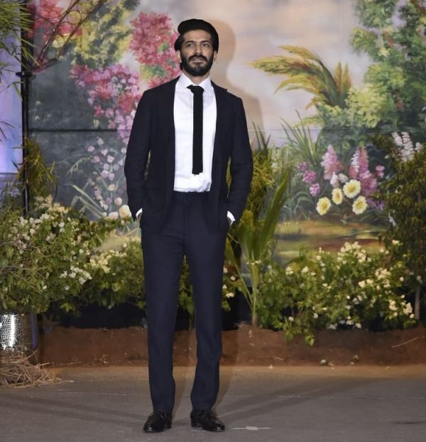 1 sonam kapoor wedding - harshvardhan kapoor reception
