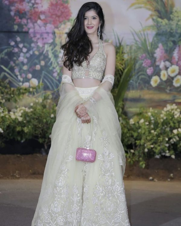 2 sonam kapoor wedding - shanaya kapoor reception