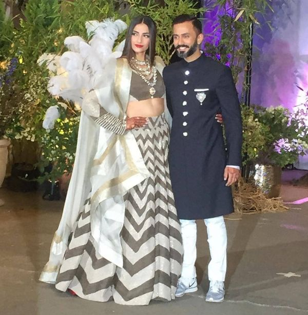 Anand Ahuja rocking the sneakers