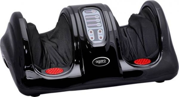 Agaro Foot Massager with Heating Massager in Black on sale