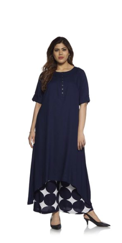 6 ethnic outfits for the curvy girl
