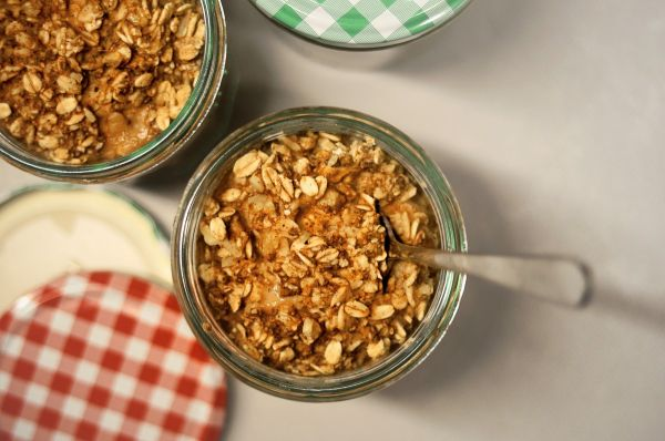 3 granola foods making you gain weight
