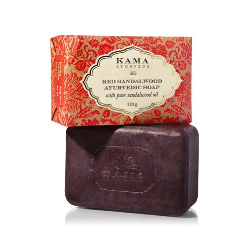 Kama ayurveda red sandalwood soap