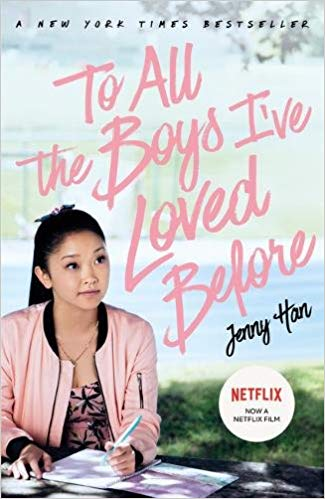 to all the boys ive loved before