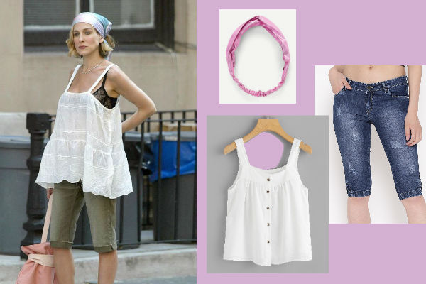 1 Carrie sex and the city outfit under 1600