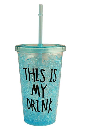 this is my drink tumbler