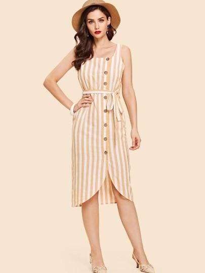 5 button dress stars vacay style syndrome.