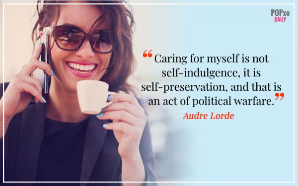 4 self love and care quotes