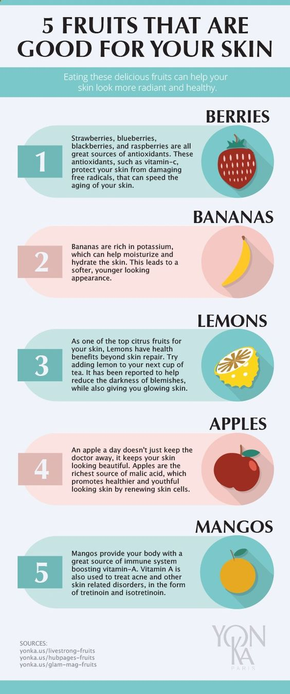 makeup chart for glowing skin food popxo