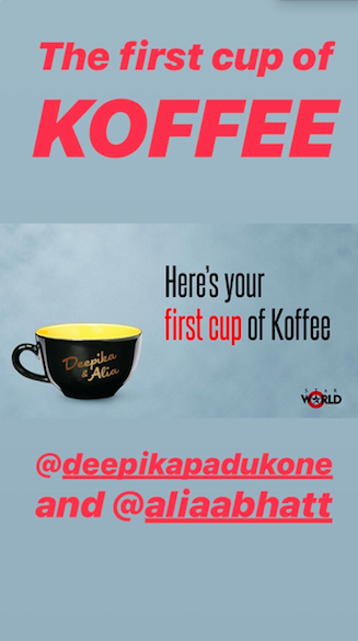 These Are The First Two People On Koffee With Karan Season 6