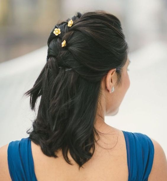 5-hairstyle-for-saree-french-braid-half-up