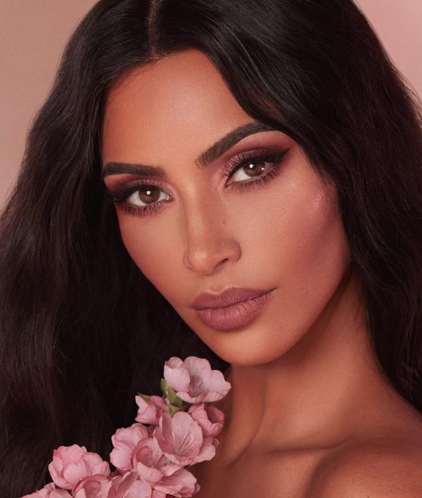 14. female celebrities with their own businesses - kkw beauty by kim kardashian