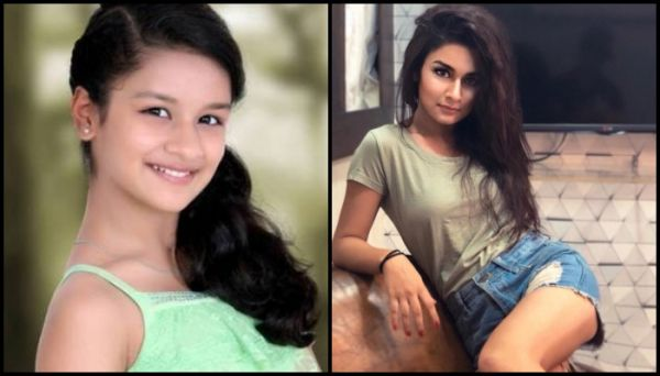 Avneet Kaur collage