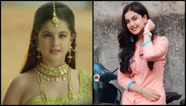Tunisha Sharma collage