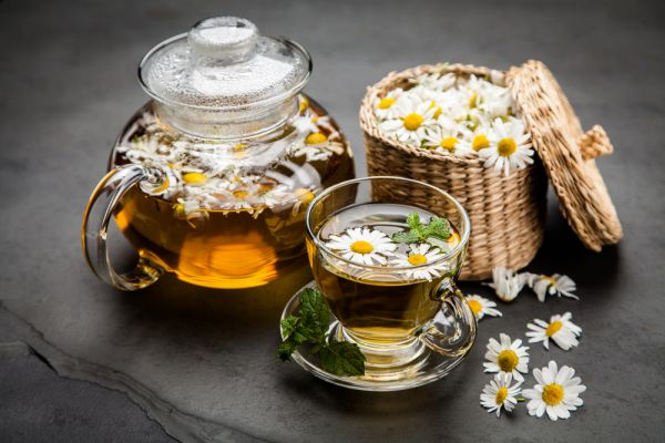 All You Need To Know About Chamomile Tea - Chamomile tea