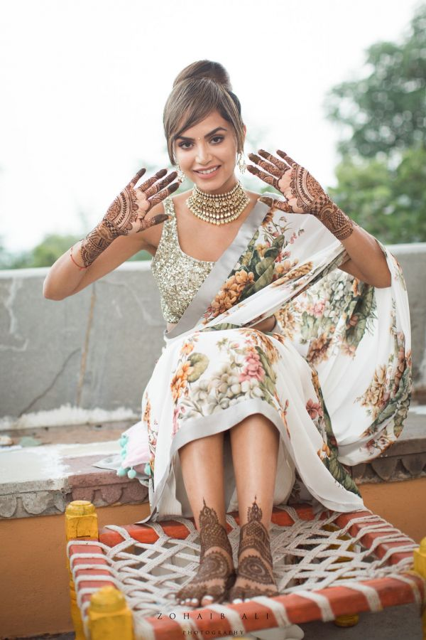 Diipa-Khosla-virtual-wedding-mehendi