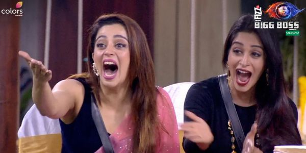 Nehha Pendse Talks About Her Eviction- Nehha laughing