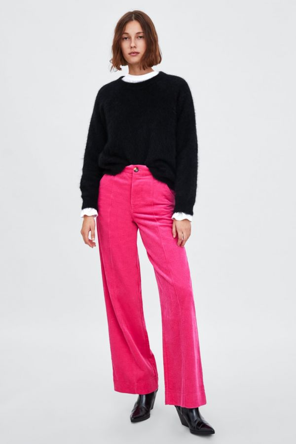 1-breast-cancer-awareness-pink-corduroy-trousers-zara