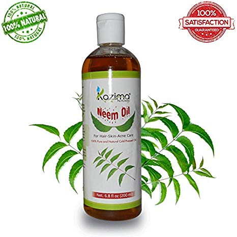 neem oil kazima natural hair