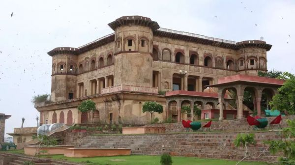 The Ultimate Guide To Neemrana Fort-Palace For A Perfect Weekend Getaway- Fort