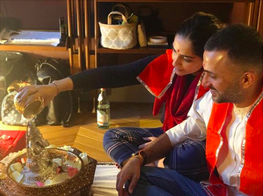 From Shahid   Mira To DeepVeer  How The New Bollywood Couples Celebrated Diwali 2018-12