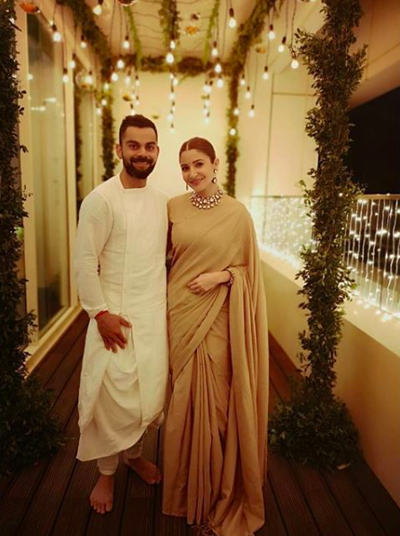 From Shahid   Mira To DeepVeer  How The New Bollywood Couples Celebrated Diwali 2018-9