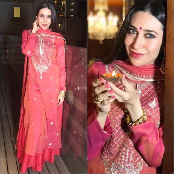 5-bollywood-diwali-karisma-red-suit