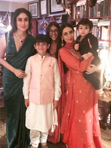 From Shahid   Mira To DeepVeer  How The New Bollywood Couples Celebrated Diwali 2018-20