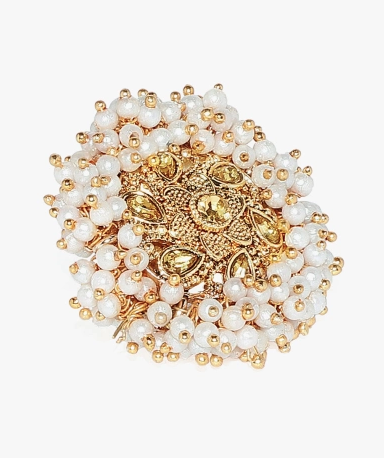 4-zaveri-pearls-ring-jewellery-to-wear-with-punjabi-suits