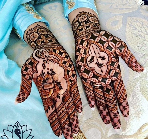 bridal-mehndi-design-2018