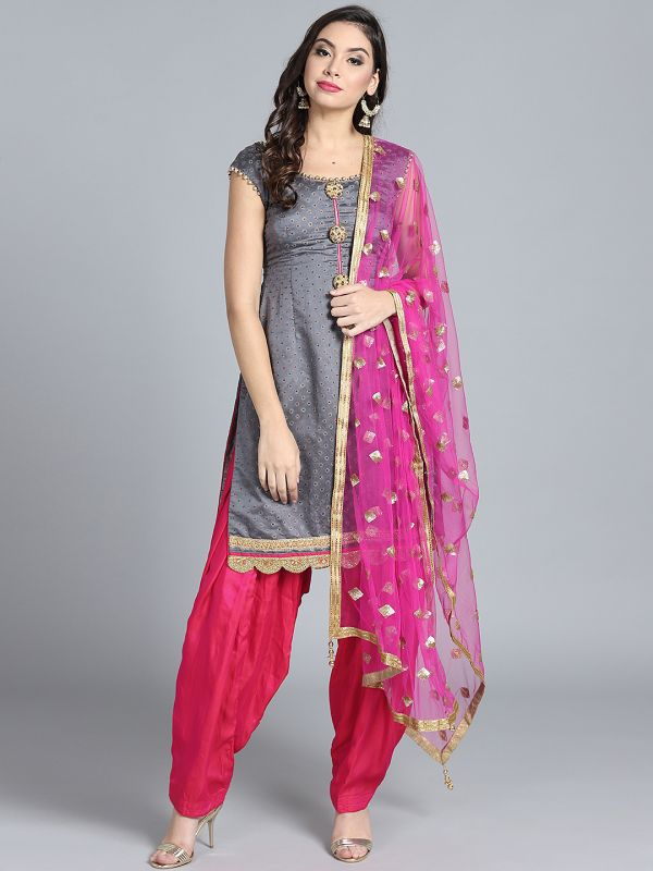 chhabra-555-grey-pink-suit-patiala-salwar-what-to-wear-for-first-lohri-after-wedding