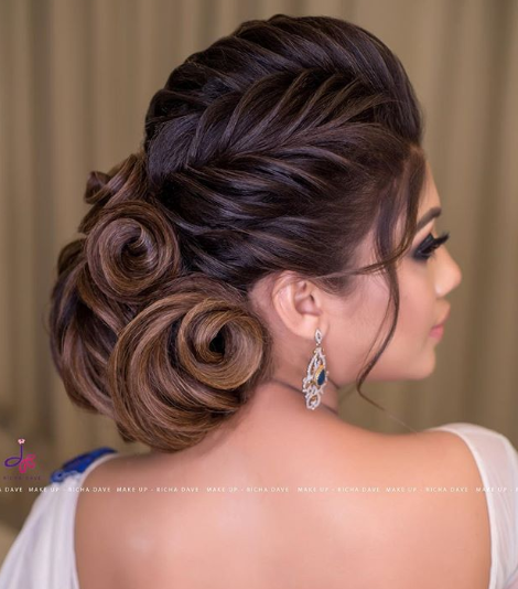 reception-hairstyles-dutch-braids-roses