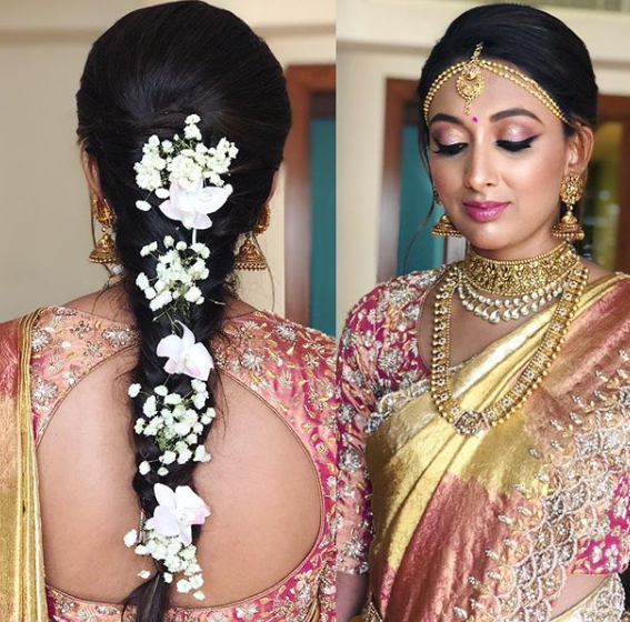reception-hairstyles-south-indian-bride