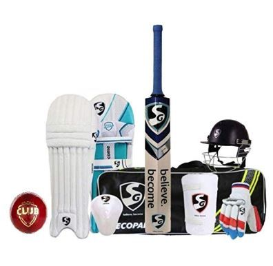 Birthday gifts for younger brother- Cricket kit