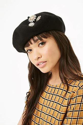 2-forever21-beret-hats-winter-accessories