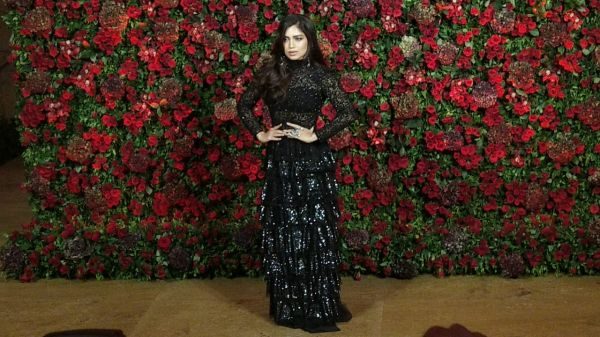Bollywood celebs at deepveer reception - bhumi pednakerjpeg