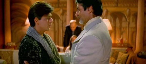Mistakes In K3G That Will Give You Thodi Khushi Thoda Gham- 8