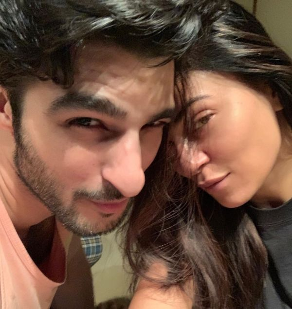 Couples We%E2%80%99re Expecting To Get Married In 2019- Sushmita Rohman selfie
