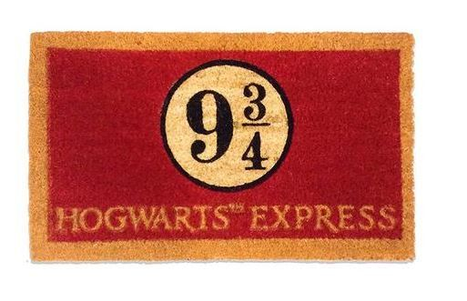 Gifts For Book Lovers- Hogwarts Doormat