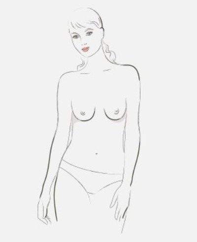 slender-breast-shape-types-of-breasts-in-hindi