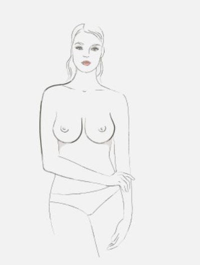 tear-drop-shaped-breast-shape-types-of-breasts-in-hindi