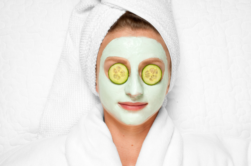 face-masks-for-oily-skin-kaolin-cucumber
