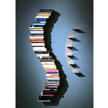 Gifts For Booklovers- floating bookshelves