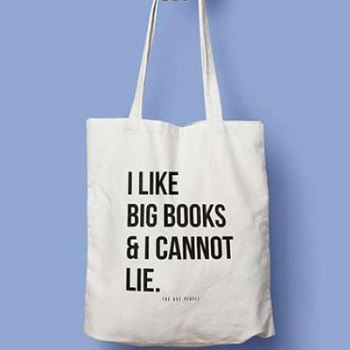 Gifts For Booklovers- tote bag