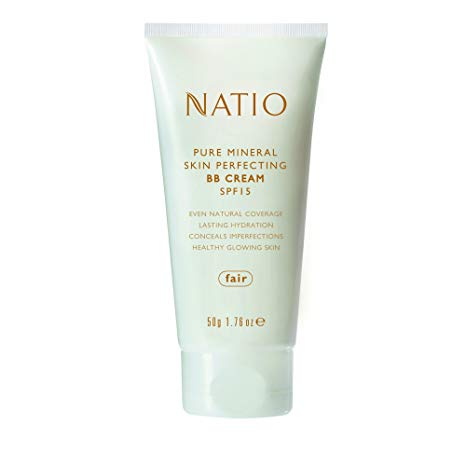 Natio Pure Mineral Skin Perfecting BB Cream SPF 15