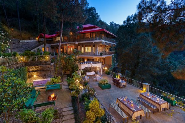 1 Getaways That Are Perfect For Your Long Weekends - 7 pines Kasauli