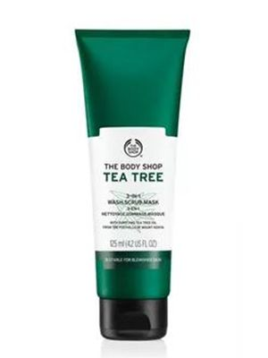 the-body-shop-tea-tree-3in1-wash-scrub-mask-instant-face-masks
