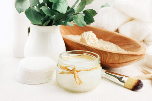 Natural Beauty Tips From Kitchen - rice water for skin brightening