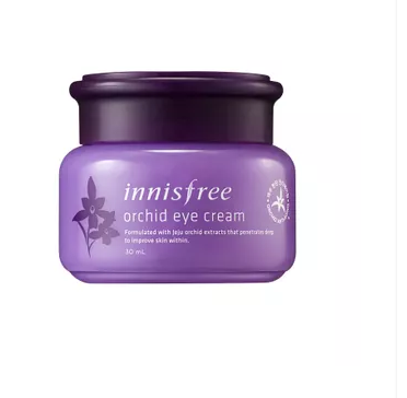 Innisfree-Orchid-Eye-Cream-korean-beauty-products-in-india