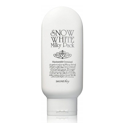 Secret-Key-Snow-White-Milky-Pack-korean-beauty-products-in-india